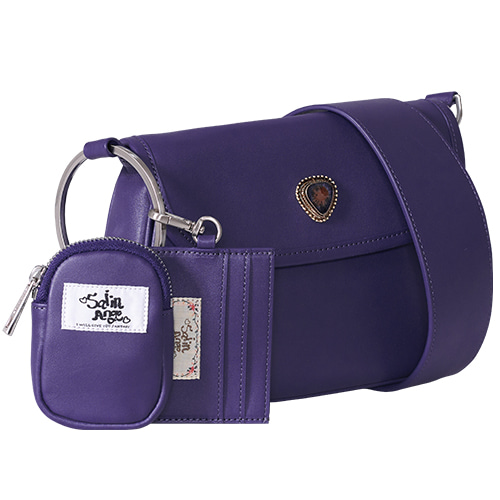 Salinange mini Bag_Purple/sold out